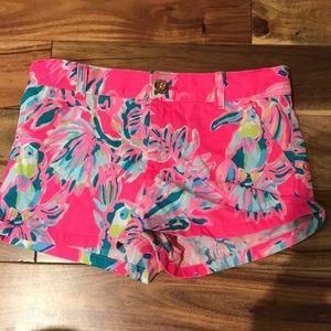 Girls toucan can Callahan shorts